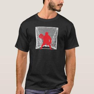T-shirt Gardien de but ROUGE pour Darks.ai