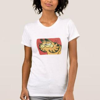 T-shirt Garfield vintage, la chemise des femmes