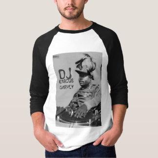 T-shirt garvey du DJ Marcus