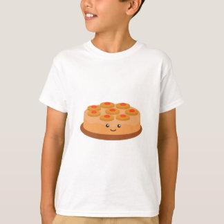 T-shirt Gâteau à l'envers d'ananas