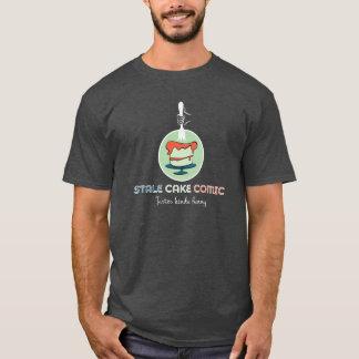 T-shirt Gâteau éventé comique