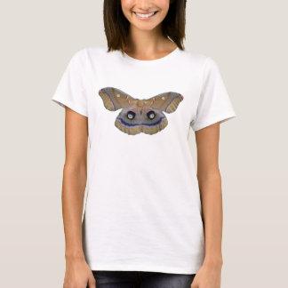 T-shirt géant de mite en soie