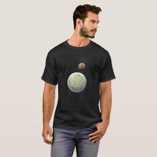 T-shirt Géant et lunes de gaz