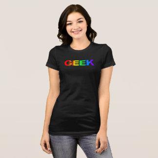 T-shirt Geeky et pédé As