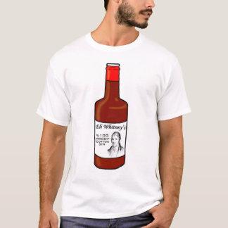 T-shirt Genièvre de coton de preuve d'Eli Whitney 100