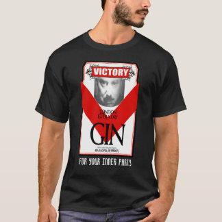 T-shirt genièvre de victoire