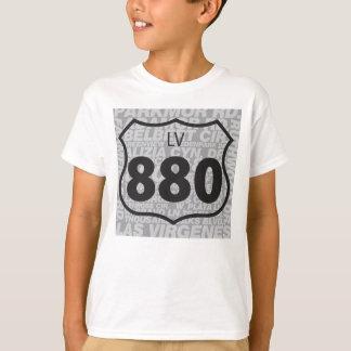 T-shirt Gens du pays 880 Hwy de Las Virgenes