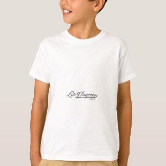 T-shirt Gens du pays de Las Virgenes gris