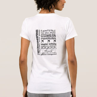 T-shirt Geoengineering le climat