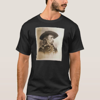T-shirt George Armstrong Custer circa des 1860s