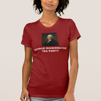 T-shirt George Washington