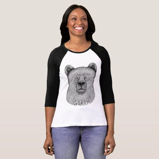 T-shirt GGRRR The Bear.