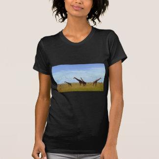 T-shirt Girafes africaines de safari