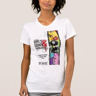 T-SHIRT GIRL&GUNS