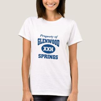 T-shirt Glenwood Hot Springs