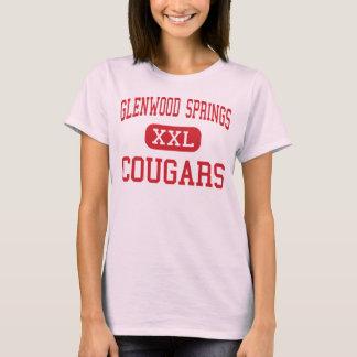 T-shirt Glenwood Springs - pumas - Glenwood Springs