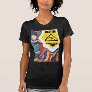 T-shirt Glissant en fer à cheval si humide