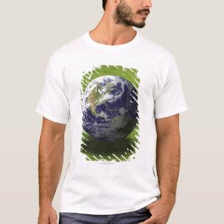 T-shirt Globe sur la pelouse 3
