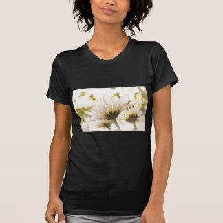 T-shirt Gloire blanche de chrysanthème