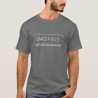 T-shirt GMO libèrent la pièce en t