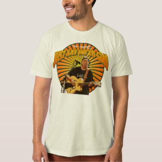 T-shirt GMO organique des hommes