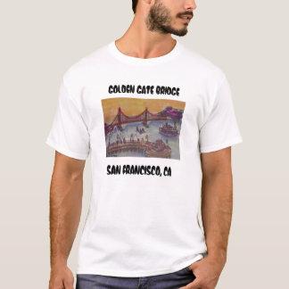 T-shirt golden gate bridge du wf de fishermans, G D'OR…