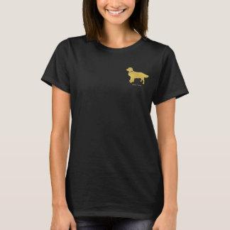 T-shirt Golden retriever de très bon goût de chien