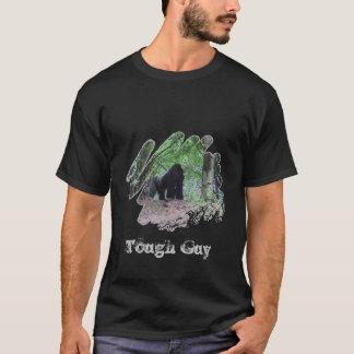 T-shirt Gorille, gars dur