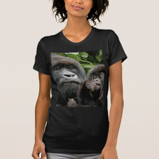 T-shirt Gorilles ougandais
