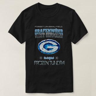 T-shirt Graf : Toundra congelée