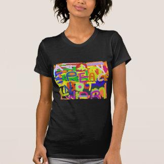 T-shirt Graffiti
