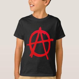 T-shirt Graffiti d'anarchie