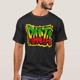 T-shirt Graffiti de reggae de Rasta