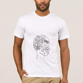 T-shirt graffitti