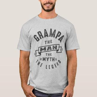 T-shirt Grampa le mythe