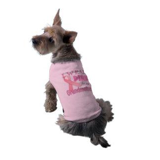 T-shirt grand-mère de conscience de cancer du sein