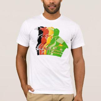 T-shirt Grand oiseau du Zimbabwe