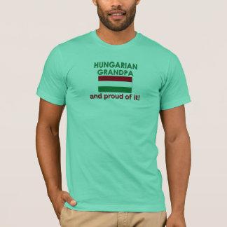 T-shirt Grand-papa hongrois fier