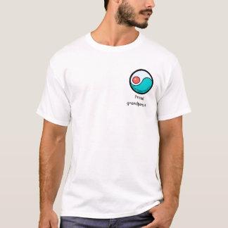 T-shirt Grand-parent fier