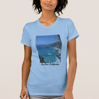 T-shirt Grand Sur, la Californie