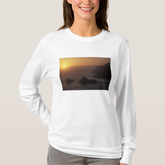T-shirt Grand Sur outre de la route 101, la Californie,