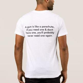 T-shirt Grande pièce en t pour des enthousiastes d'arme à