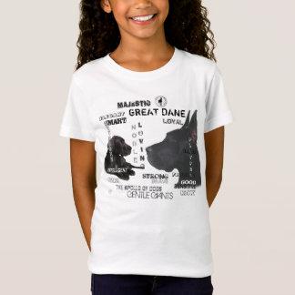 T-Shirt Grands Danois majestueux
