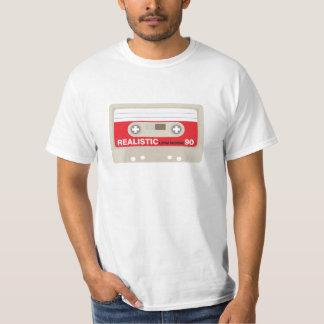 T-shirt Graphique audacieux nostalgique de cassette de