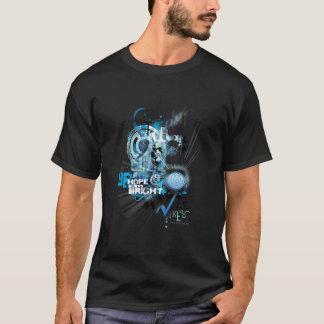 T-shirt Graphique bleu 1 de lanterne