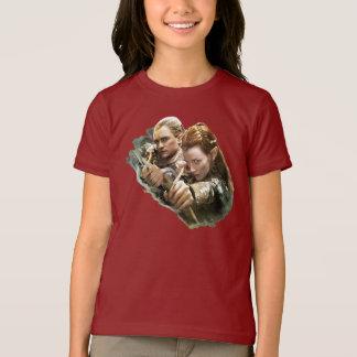 T-shirt Graphique de LEGOLAS GREENLEAF™ et de TAURIEL™