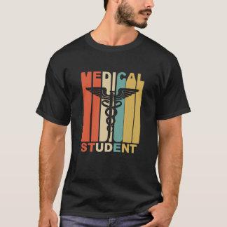 T-shirt Graphique vintage d'étudiant de Faculté de