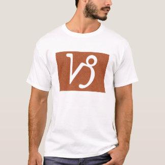 T-shirt Graphiques de symbole d'astrologie de ZODIAQUE