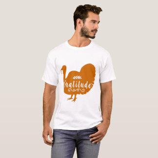 T-shirt gratitude