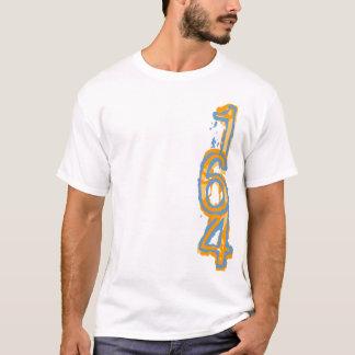T-shirt gratitude 164 en or